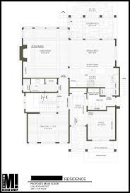 calgary infill floor plan main level