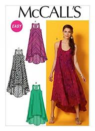 Summer Dress Patterns Delectable McCalls Ladies Easy Sewing Pattern 48 Casual Summer Dresses