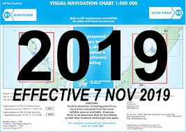 New Zealand Aviation Charts Visual Navigation Charts Aip Shop