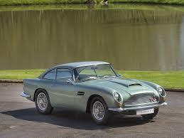 Aston Martin Db4 Gt 0104 L Tom Hartley Jnr