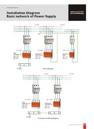 surge protective device meba installation diagram basic network of power supply 179 4