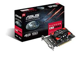Gddr5 Amazon 550 Rx Graphics 4g Computers cards com Asus Radeon Prwn6qIxHr