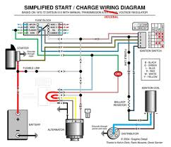 wiring diagram for alternator internal regulator wiring diagram alternator regulator problems image about wiring