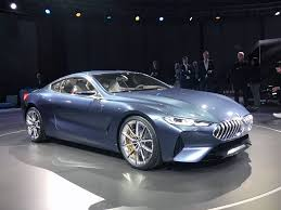 2018 bmw eight series.  bmw bmw 8 series concept front three quarter revealed on 2018 bmw eight series