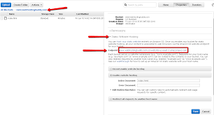 How to Host Your Website on Amazon AWS S3