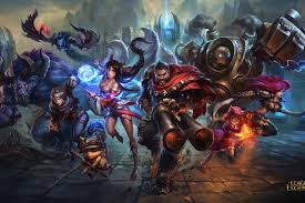 Whos Your Favorite League Of Legends Champion Find Out