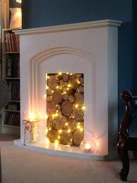 fake fireplace for bedroom awesome the best fake fireplace logs ideas on logs in regarding logs