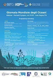 Webinar: Giornata Mondiale degli Oceani