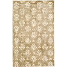 soho beige ivory 6 ft x 9 ft area rug