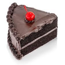 chocolate fudge cake slice. Perfect Chocolate To Chocolate Fudge Cake Slice