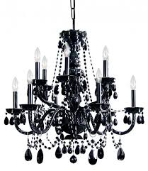14 best black chandeliers images on black chandelier pertaining to modern home black chandelier with clear crystals plan