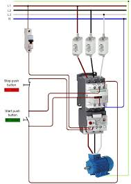 wiring a contactor diynot forums wiring diagram show wiring a contactor diagram electrical wiring diagram start stop wiring diagram 3 phase contactor wiring