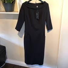 Laura Bettini Black Dress Nwt Nwt