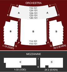 One World Theater Seating Chart Stage 1 New World Stages New York Ny Seating Chart