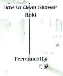 how to clean mildew from shower tiles get rid of mold in shower clean mold in how to clean mildew from shower