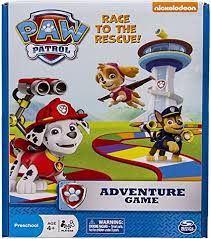 Spin Master Games Nickelodeon PAW Patrol ... - Amazon.com