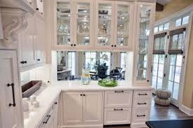 ikea white kitchen cabinets with glass doors cleanerla com home design wonderful