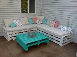 diy pallet patio furniture