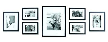 frames on wall picture frames on wall simple pinnacle black solid wood wall frame kit set frames on wall