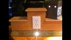 Scentsy Display Stand Scentsypartylite tower display box UNPAINTED YouTube 6