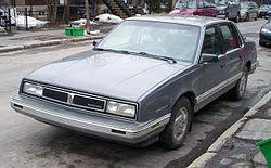 pontiac 6000 1987 1988 pontiac 6000 le sedan