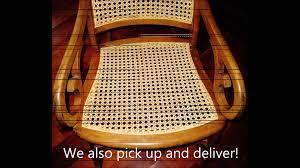 chair caning repair atlanta
