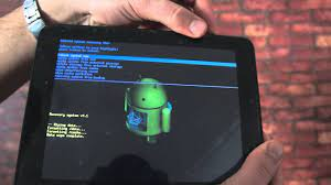 Next Tabloit Hard Reset (Android Tablet Format Atma) - YouTube
