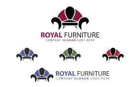 Royal Furniture Logo Template by kazierfan WrapBootstrap