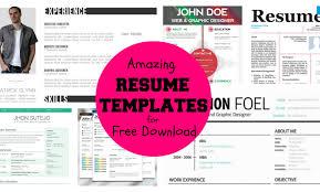 Resume Creative Resume Templates Word Free Amazing Resume