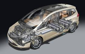 Opel's CNG and LPG technology