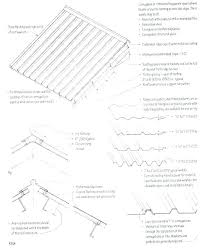 corrugated metal roof detail install corrugated metal roof how to install a corrugated metal roof corrugated