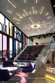 lighting design office. love the lighting media production center columbia college chicago by studio gang architecture design office c