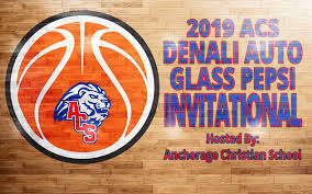 2019 acs denali auto glass pepsi invitational jan 3 5 hosted by anchorage school
