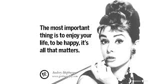 Audrey Hepburn Quotes On Beauty