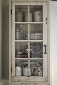 sink windows window love: farmhouse  cabinet made with an old window love