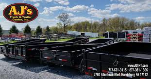 what to do with a trailer with no title trailers for aj s truck trailer center harrisburg pa