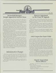 New Horizons Fall 1990
