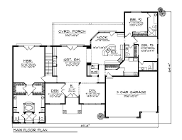 bungalow house plans. Luxury Bungalow 3 Bedrooms 2 Bath Tropical Design Style House Plans