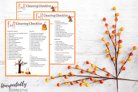 The Ultimate Fall Cleaning Checklist - How to Prep Your House for Fall 2021