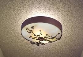 ceiling light fixtures home depot