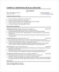 35+ Sample Resumes | Sample Templates