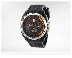 large watches askmen scuderia ferrari aerodinamico chronograph