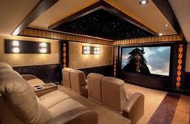 Design Home Theater Concept