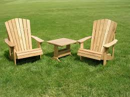 wooden lawn chairs. Contemporary Chairs Wooden Lawn Chairs Set On O