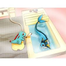Dratini Evolution Chart Bath Josei Artist Pokemon Shower