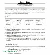 Customer Service Resume Template Free Enchanting Process Server Invoice Template Awesome Housekeeping Skills Resume