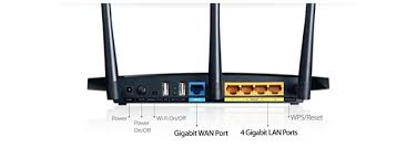 ac1750. with one gigabit wan port and four lan ports. the archer c7 is a powerful hub to support robust extremely fast wired network. ac1750 c
