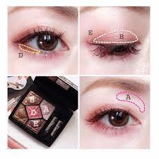 eye makeup korean koreanmakeup korean style makeup make up tutorial tutorial