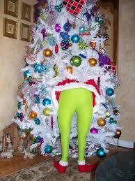 DIY Grinch - Holiday Decor. Grinch Christmas TreeChristmas ...