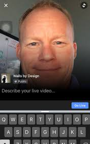 Small Picture How DO I do Facebook Livefor an Interior Design Business The